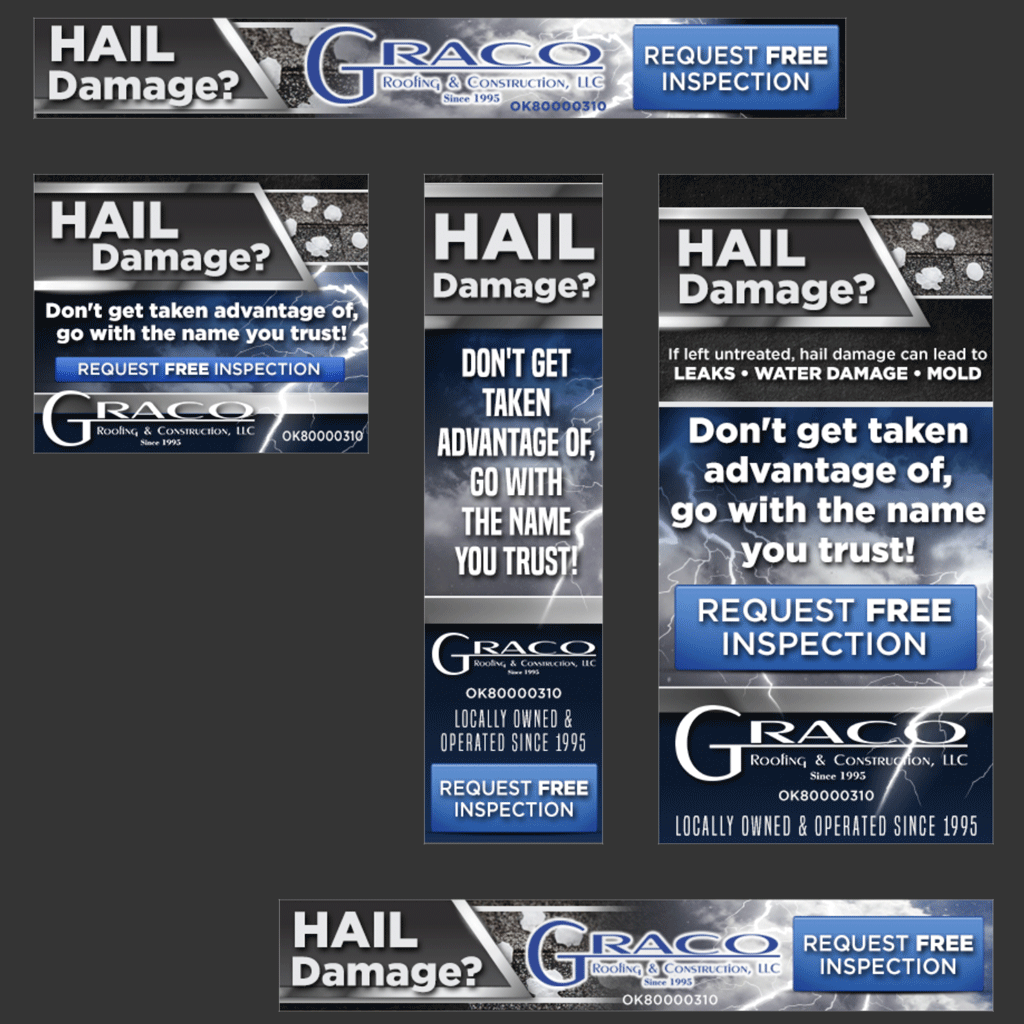 Graco Hail Damage